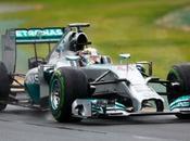 Australia 2014: Pole Position Lewis Hamilton
