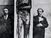 segreti misteriosi nascosti all'umanità: ritrovamento diciotto scheletri giganti Winsconsin
