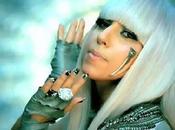 Lady Gaga allo Zenith Parigi