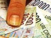 Lentini: vedova trova milioni vecchie lire damigiana, Bankitalia carta straccia
