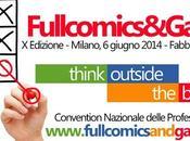 """""""Fullcomics Games 2014″, decima edizione: l'organizzazione"""