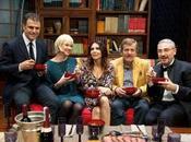 Sabrina Ferilli Maurizio Micheli: Tavola Segreti Vecchi Rancori