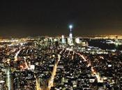 questione primati luci: l'Empire State Building.