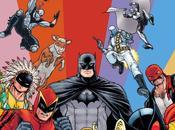 comics: l'edizione absolute batman inc., chris burnham ridisegnato tutte pagine realizzate sulla serie altri autori