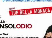 Appuntamento Roma Amanda Sandrelli l'Orchestra Multietnica Arezzo