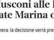 Silvio incandidabile? Spuntano Marina Barbara