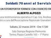 """Torino/ Foto-Conferenza. Missioni Internazionali delle Forze Armate Italiane"""""""