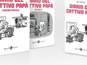 """Rizzoli Lizard presenta secondo volume, edizione speciale, """"Diario Cattivo Papà"""" Delisle"""