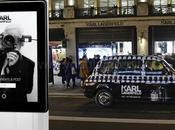 """Selfie"" nello store Karl Lagerfeld Londra"