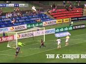 Newcastle Jets-Wellington Phoenix 5-0, video highlights
