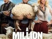 """milione modi morire West"""" Seth MacFarlane: commedia-western attesa nelle sale cinematografiche"""