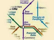 Métrofeminin: métro Parigi femminile