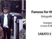 """""""Famous wrong reasons"""": mostra Idriss aprile"""