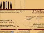 CAGLIARI: SIGNIFICANTE 2014 MAMAS ADDIA Paola Alcioni Antonimaria Pala