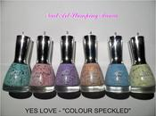 "LOVE ""Colour Speckled"""