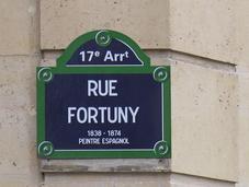 Parigi, Fortuny topi Sarah Bernhardt