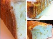 Pound cake, mele cannella