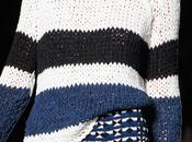 Knitwear striped
