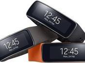 Samsung Gear Fit: sarà Tizen Android, RTOS