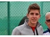Tennis: Matteo Donati aggregato Team azzurro sfida Davis contro l'Inghilterra