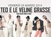 Hangar Veline Grasse, venerdi' marzo 2014 Bergamo.