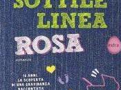 """""""Una sottile linea rosa"""" Annalisa Strada, Giunti"""