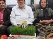 Diritti umani: triste nowruz della famiglia ronaghi maleki. free hossein [foto]