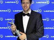 Sebastian Vettel vince Laureus Award