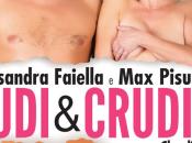 """""""Nudi Crudi"""", teatro Sociale Luino Pisu Alessandra Faiella"""