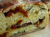 Plumcake salato l'impasto base della Cuochina