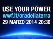 L'Ora della Terra, Earth Hour, marzo 2014 20.30
