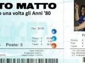 biglietto Tutto Matto
