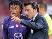 """Fiorentina, Montella: Ecco cosa accadra' arriva un'offerta Cuadrado"""""""