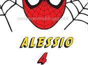 Invito festa compleanno Spiderman