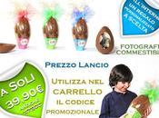 Fotomox Uova Pasqua personalizzate foto commestibile