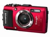 Olympus: nuova fotocamera digitale Stylus Tough TG-3 arrivo