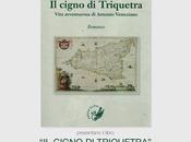 """Cefalù aprile, presenta cigno Triquetra"""" Franco Guarnera, Edizioni Zisa."""