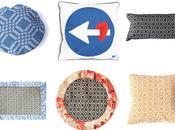 Tappeti cuscini segno dell'artigianato sostenibile: marakita