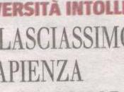 """Quando """"tolleranza laica"""" censurò Benedetto"""