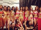 Calzedonia Summer Show 2014: sfilata Sara Sampaio, fashion blogger (video)