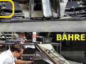 Bahrein McLaren modifica ancora l'ala anteriore