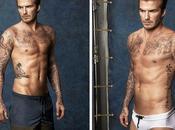 "Costumi uomo Estate 2014, David Beckham H&M nuovo ""desnudo"""