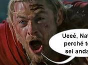 Thor: dark world, cinefumetto