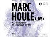 12/4 Marc Houle live Bolgia Bergamo (Juno Party)