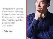 OnePlus rivela prezzo One: Europa meno Euro