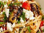 Spaghetti ragù vegetariano