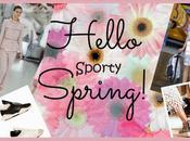 Benvenuta Primavera, addio pigrizia. bella stagione vuole sportiva