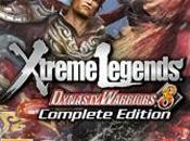Dynasty Warriors Xtreme Legends Complete Edition Recensione