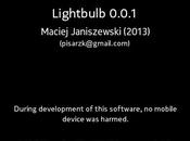Aggiornamento Lightbulb client XMPP Symbian viene aggiornato.