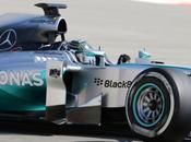 Nico Rosberg chiude prima giornata test Bahrain